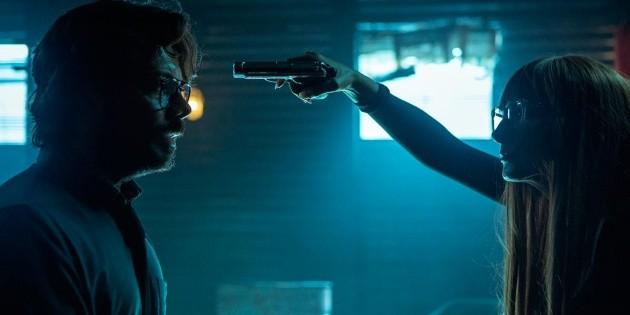 New villain?  Netflix published more images of La Casa de Papel 5
