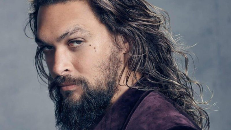 Attention fans!  Jason Momoa's new movie already has a release date