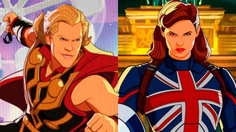 What If ...?: This is what the new versions of Party Thor, Star Lord, Captain Britain and more look like
