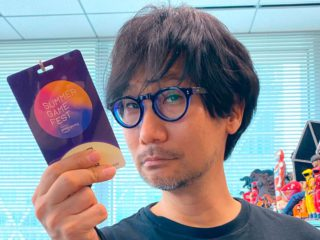 Hideo Kojima announces his presence at Geoff Keighley's Summer Game Fest event