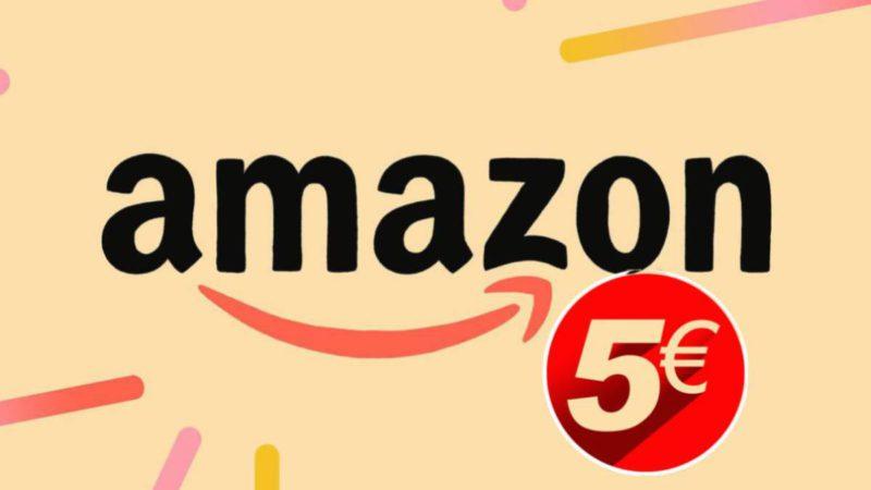 5 euros discount on Amazon: How to claim them