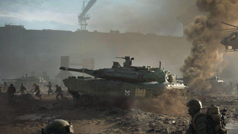 Battlefield 2042 fecha lanzamiento ediciones ps5 ps4 xbox pc