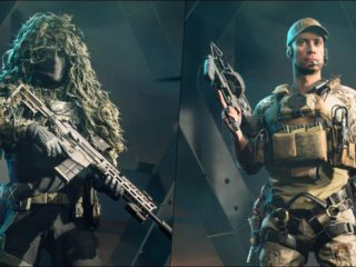 Battlefield 2042 Reveals Its First Four Specialists;  features and benefits