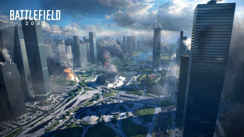 Battlefield 2042: how many maps will it have at launch?