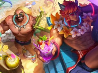 League of Legends, Patch 11.12;  changes and updates to champions, items, and more