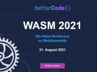 Wasm 2021: Heise presents WebAssembly, the game changer also beyond the web