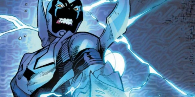 Mexican superhero Blue Beetle is coming to HBO Max!