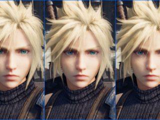 Final Fantasy VII Remake   Comparativa gráfica PS5 vs PS4 Pro vs PS5