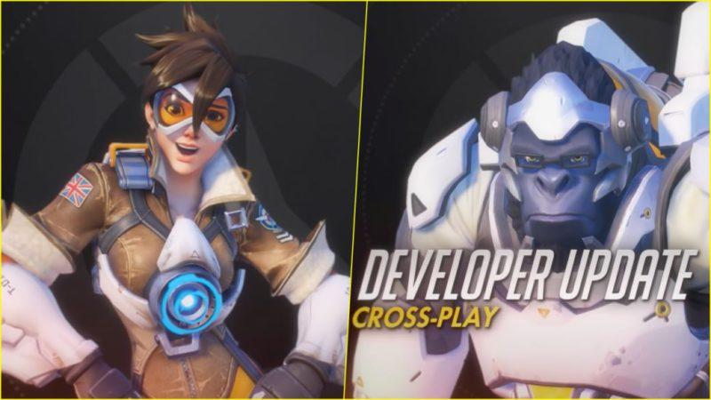 Overwatch confirms the arrival of cross-play, how will it work?