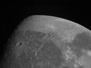 La NASA capta de cerca la mayor luna de Júpiter por primera vez en dos décadas