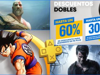PS Plus    Double Discount Deals on PS Store games for PS5 and PS4