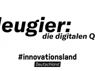#innovationsland Germany: Live from 6 p.m. to serious games