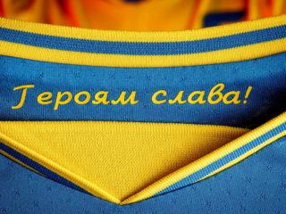 La UEFA ordena a la selección ucraniana eliminar el polémico lema de su uniforme para la Eurocopa 2020