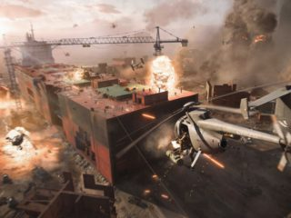 Battlefield 2042 will reduce the size of its maps and more on PS4 and Xbox One