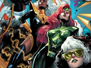 Kevin Feige surprises with a cameo in an X-Men comic
