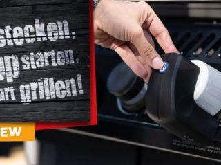 Grillfürst Grill Control: Bluetooth controller makes gas grills smart