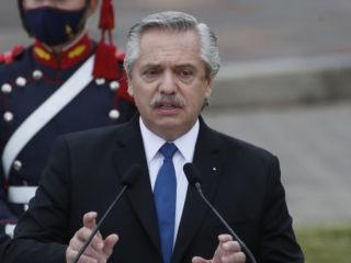 Alberto Fernández felicita a Pedro Castillo como presidente electo de Perú