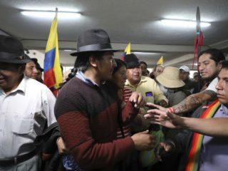 El movimiento indígena y campesino se movilizará en Ecuador contra el incremento del precio de los combustibles