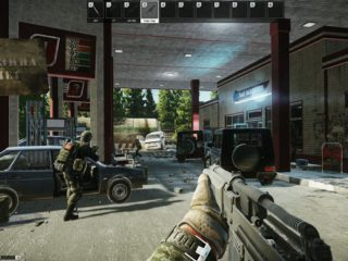 Escape from Tarkov unfolds its FPS action in a new trailer