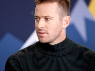 Armie Hammer began treatment for her addictions