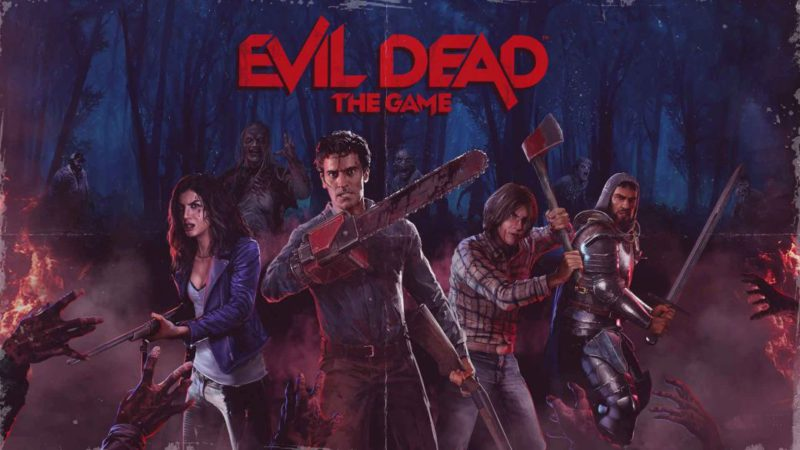 Evil Dead: The Game Explores Cooperative Horror In New Gameplay Trailer