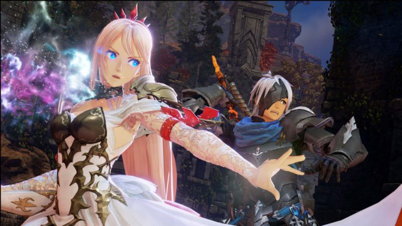 Tales of Arise presents its new cinematic trailer in the middle of Summer Game Fest