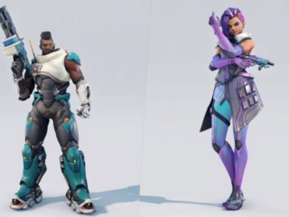 Overwatch 2 shows off modeling in new video