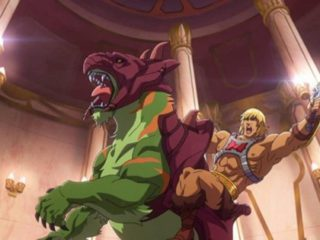 Attentive!  Masters of the Universe: Revelation trailer has arrived