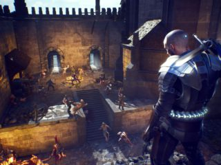 Announced The Last Oricru, an ambitious ARPG in the Middle Ages;  arrives in 2022