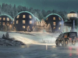 Rusia construirá dos estaciones árticas internacionales únicas