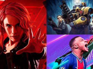 Free PC, Steam and Xbox games for this weekend from June 11 to 13: Control, FIFA 21 ...