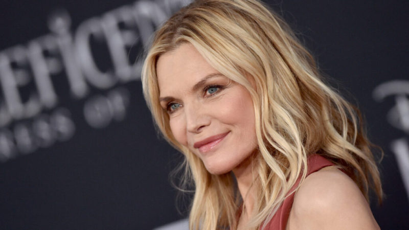 Michelle Pfeiffer conquered fans on social networks with her latest photo