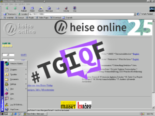# heiseonline25 - the Friday quiz about heise online highlights