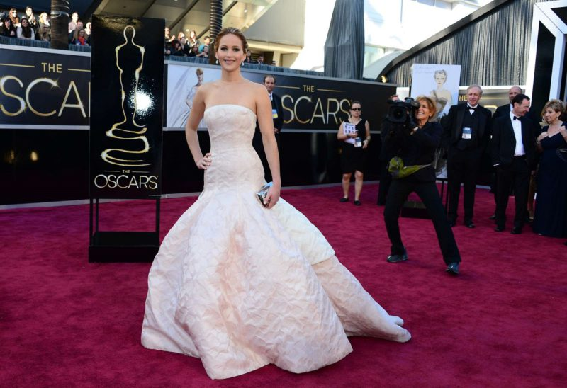 Jennifer Lawrence takes to the streets a trend that promises to stay