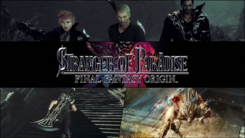 Announced Stranger of Paradise: Final Fantasy Origin, an action game from the creators of Nioh