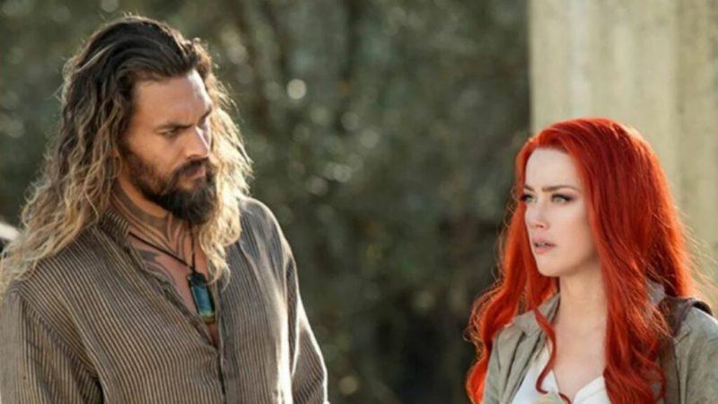 """Amber Heard and Jason Momoa ready to shoot """"Aquaman 2"""""""