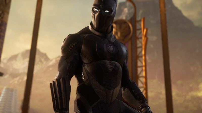 Marvel's Avengers roars with Black Panther;  trailer for its great expansion