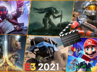 E3 2021    The best trailers of the announced games
