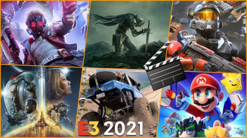 E3 2021 |  The best trailers of the announced games