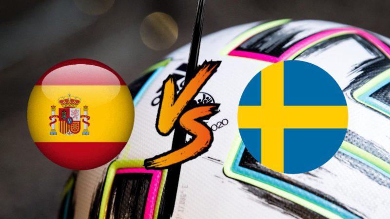 Cómo ver online España - Suecia; mejores webs y apps