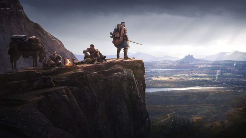 This is Wartales, a tactical RPG by the creators of Evoland;  date and details