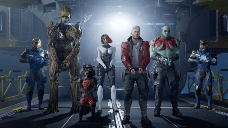Guardians of the Galaxy will not have DLCs or microtransactions