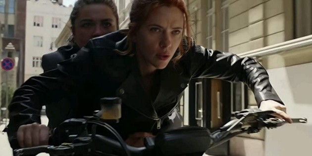 Black Widow director highlights the darkness of new MCU characters