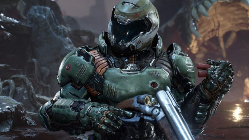 DOOM Eternal dates its jump to the next gen: 4K, ray tracing, 120 FPS mode and more