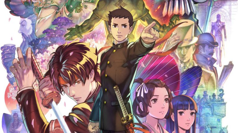 The Great Ace Attorney Chronicles |  Mechanics trailer