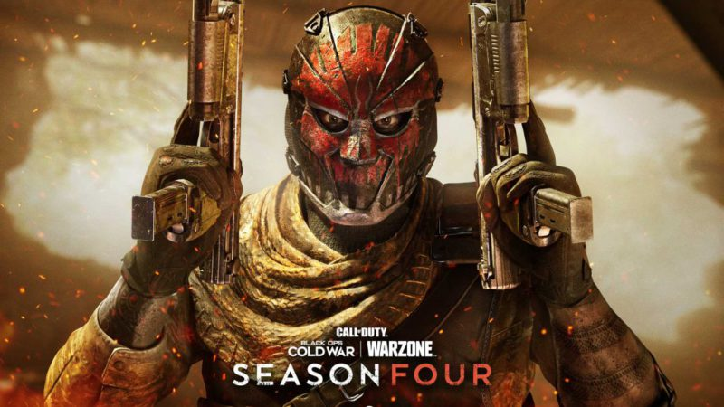 CoD Warzone Season 4;  date, time of update, trailer, new weapons and more