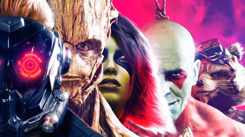 Marvel's Guardians of the Galaxy will also come to Switch through its Cloud Version