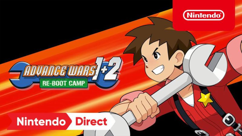 Advance Wars 1 + 2: Re-Boot Camp;  date and trailer of the return of the saga