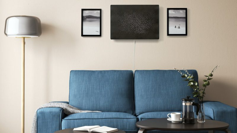Ikea lets the walls shake with Symfonisk Sound picture frames