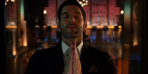 The miracle of Lucifer revealed by Tom Ellis